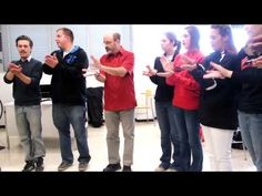 Rob Amchin—University of Louisville— One Bright and Sunny Morning (round) lesson - YouTube