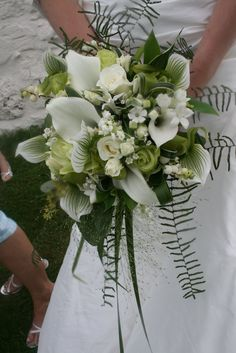 Bridal Bouquet - Gre
