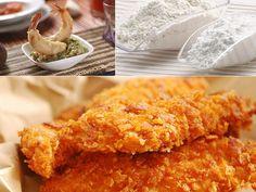 Los beneficios de la harina de arroz, además del sabor cuenta con un 65% menos de absorción de grasa