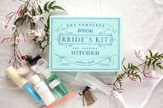 Oh Happy Day. Such a sweet idea for the bride to be.