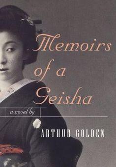 arthur golden, memoirs of a geisha
