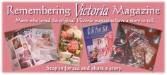Remembering Victoria Magazine
