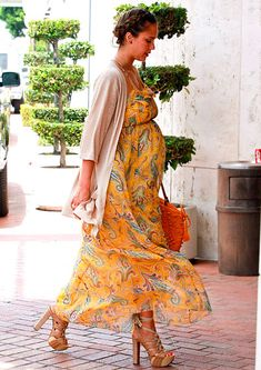 my goal: to be this cute when i'm pregnant