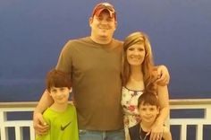 Family lost their two children and home in tornado Sunday, 4/27/14.  GoFundMe - $34,432 raised by 857 people in 2 days.