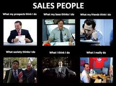 What Sales People Really Do