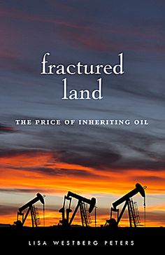 """""""Fractured Land"""" by Lisa Westberg Peters"""
