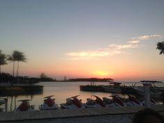 The Florida Keys, great place to enjoy a cigar!