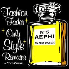 Alpha Epsilon Phi Sorority Rush Shirt Idea   $10.90 each, 24 piece minimum