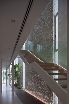 Sun Cap House by Wallflower Architecture + Design.