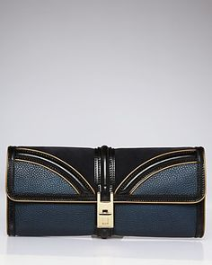 Burberry Clutch - Ambrose | Bloomingdale's