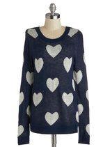 Hale and Hearty Sweater   Mod Retro Vintage Sweaters   ModCloth.com