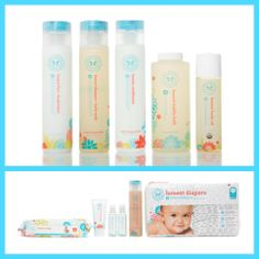 Honest Company Products - The Honest Company donates product, money, time, and effort to addressing critical health & social issues affecting children and families. This year, Honest's products help nonprofit partner Baby2Baby.