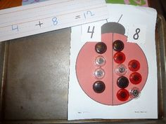 composing, decomposing numbers