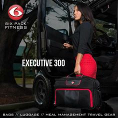 THE EXECUTIVE 300 BRIEFCASE. 3 meals, laptop, gym clothes, portable work station. Smart and sexy for $189.99.  DROPPED NOW at http://buff.ly/1iTjYVi.
