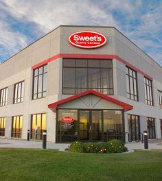 I Heart Salt Lake: Sweet's Candy Factory Tour. FREE....oh yeah! orange sticks