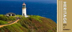 Kilauea Lighthouse on #Kauai - A Heritage Site of #Hawaii.