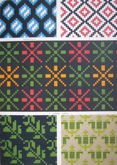 Latvian knitting patterns