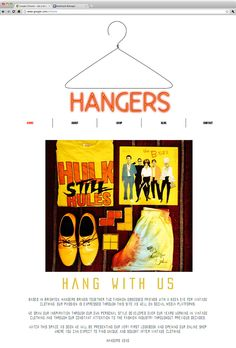 Hangers | Vintage Clothing