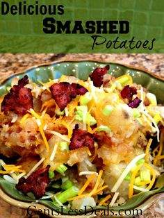 lemons, potatoes, smash potato, favorit food, potato recipes, gingers, delici smash, food photo