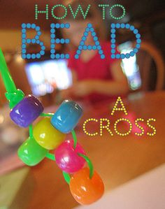I'd imagine this would work with all kinds of beads...just adjust the amount of beads for the right look
