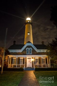 "The St. Simons Lighthouse is featured on MiniTime's list of ""5 Haunted Lighthouses to Climb if You Dare!"""