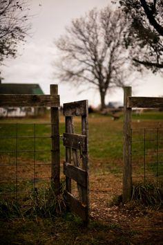 gate,nice...