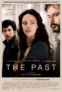 The story of an Iranian man who deserts his French wife and two children to return to his homeland. Meanwhile, his wife starts up a new relationship.  French, 130 min.  http://highlandpark.bibliocommons.com/search?t=smart&search_category=keyword&q=past+farhadi&commit=Search