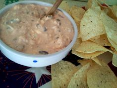 Carribean dip. Cream cheese, caribbean salsa from Target, shredded colby jack.