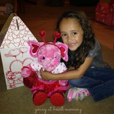 Young At Heart Mommy: Valentine's Day At Build A Bear Workshop #buildabear #sharebabwwishes