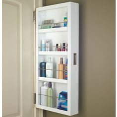 The Back Of The Door Cabinet - $129