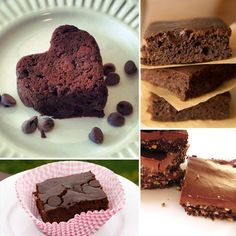 10 Healthy Brownie Recipes That Make a Diet Seem Decadent