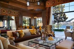 Tuscan Decorating Ideas Family Room | How To Obtain A Tuscan Fashion Tuscan Obtain Fashion decoration ideas