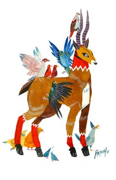 by stacey rozich    #illustration