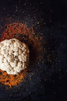 Cauliflower and Spices