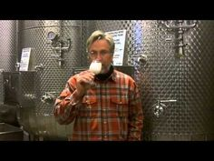 Winemaker talks about Sparkling Pinot Grigio