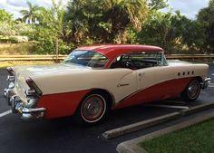 1955 Buick Century Riviera