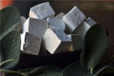 Brown Butter Sage Marshmallows