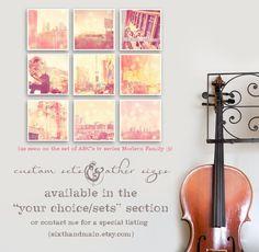 Cute Idea for a Music Room
