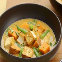 Red Curry with Vegetables by Food Network, making this tonight!