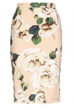 Ladylike florals by Dolce & Gabbana