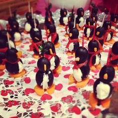 Popular on Pinterest: http://pinterest.com/search/pins/?q=olive+penguin