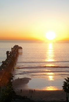 Oceanside   California ...I grew up on this pier!!  I used to get splinters in my feet on this sucker!