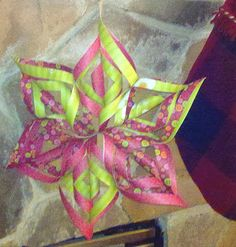 3D Paper Snowflake (How To) | One Good Thing by Jillee