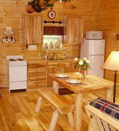 Luxury Loft Cabin