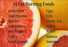 diet, weights, weight loss, fat burning foods, eat healthy, weightloss, healthy foods, grocery lists, burn food