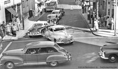 *melt* Providence, RI, during the early 50s