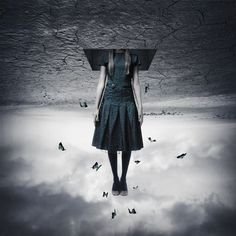 Conceptual, Surrealist Photography by Xetobyte