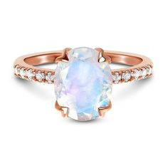 Moonstone Ring - Harlow – Moon Magic