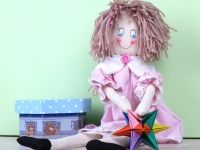 Boneca Vicky - Kátia Kowas