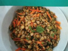 Lentil-Lime Salad | Ultimate Reset Recipe